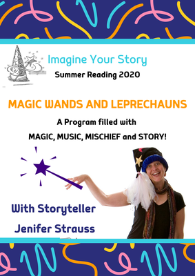 Magic, Wands & Leprechauns - Summer Reading Program
