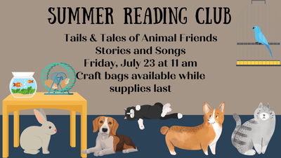 Tales & Tails of Animal Friends