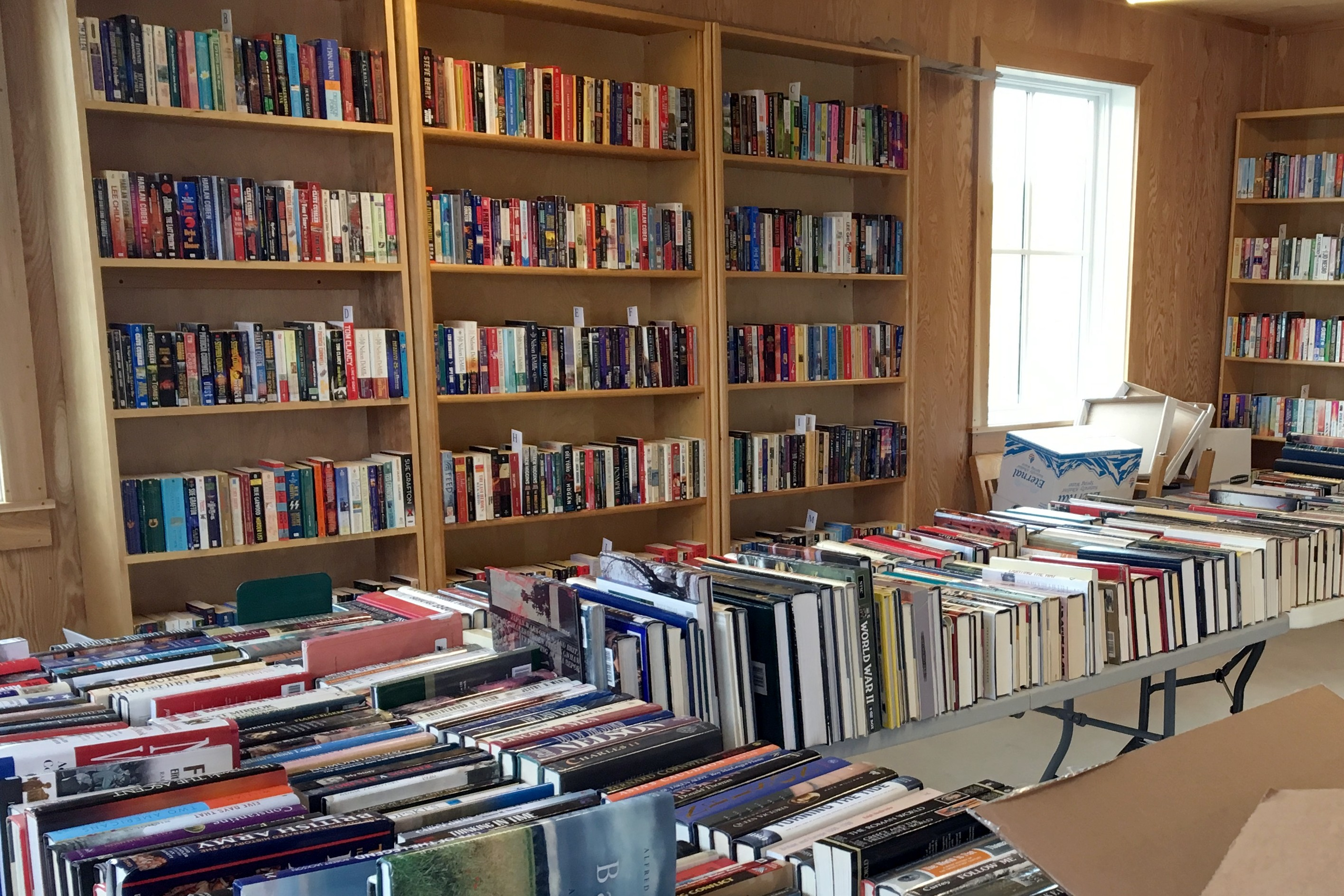 Books in Carriage House.jpg